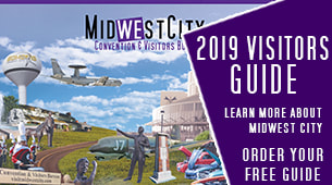 Midwest City Zip Code Map.Request A Visitors Guide
